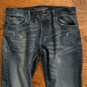 Men's Banana Republic jeans 33x32